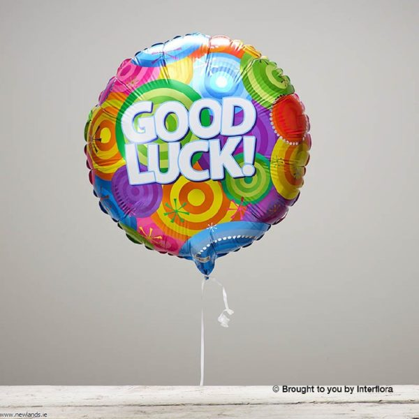 large-Good Luck Balloon