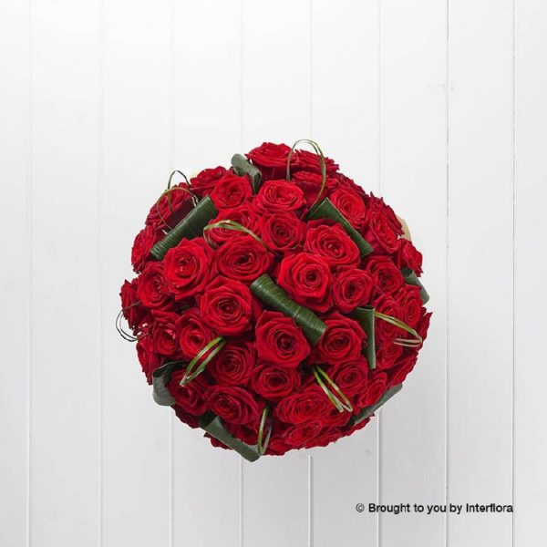 largeimage2-Devoted Rose Hand-tied