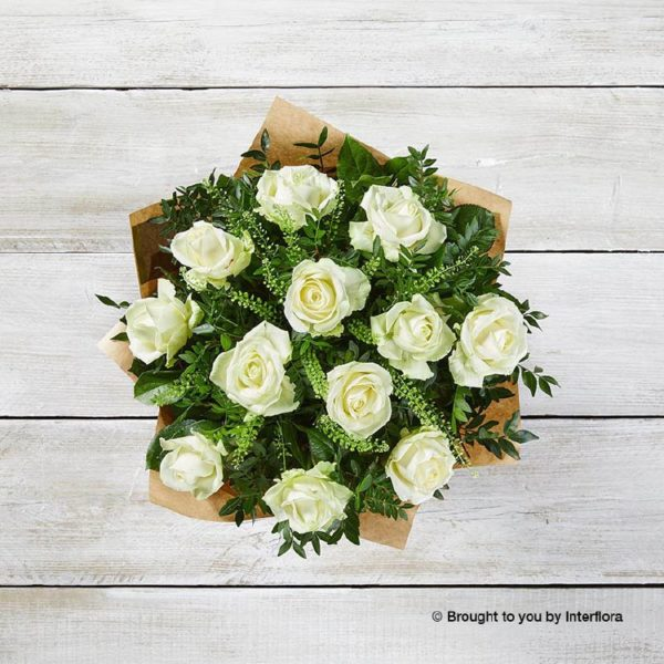 largeimage2-Pearly Rose Hand-tied