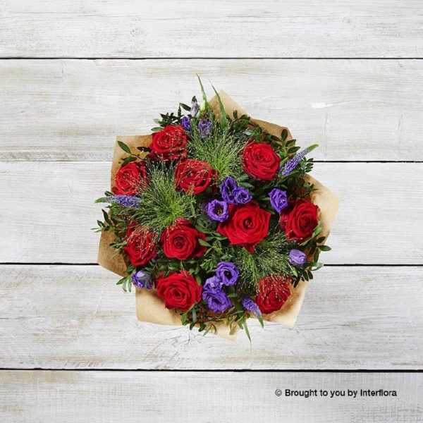largeimage2-Red Rhapsody Hand-tied