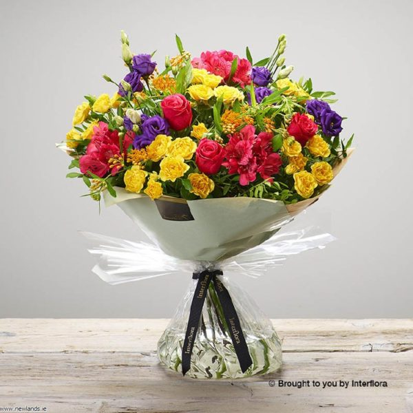 large-Very Vibrant Hand-tied XL