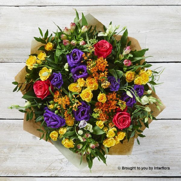 largeimage2-Very Vibrant Hand-tied XL